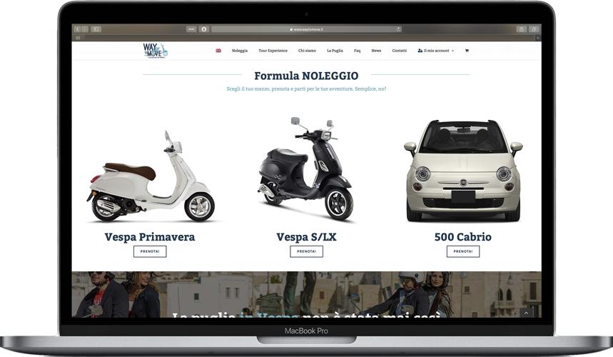 Web design e realizzazione siti web di ultima generazione - Maingage, Web agency Bari