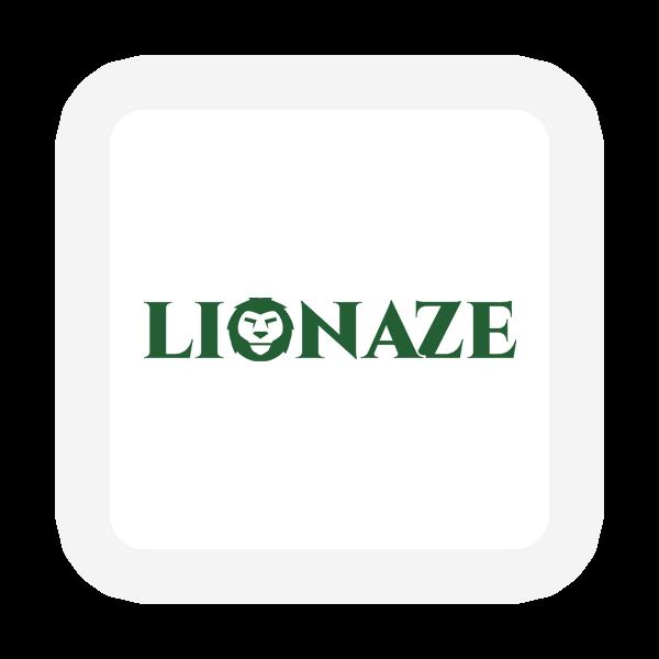 Logo sito web sticker moto: Lionaze - Maingage, Web agency Bari
