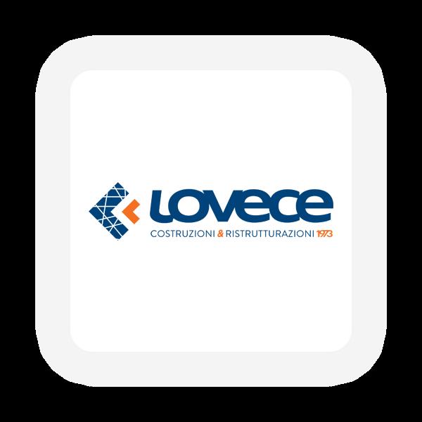 Logo sito web impresa edile: Lovece - Maingage, Web agency Bari
