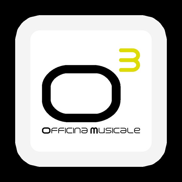 Logo e sito web Associazione culturale: Officina Musicale - Maingage, Web agency Bari