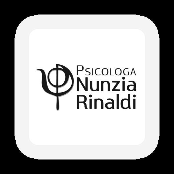 Logo sito Psicologa Nunzia Rinaldi - Maingage, Web agency Bari