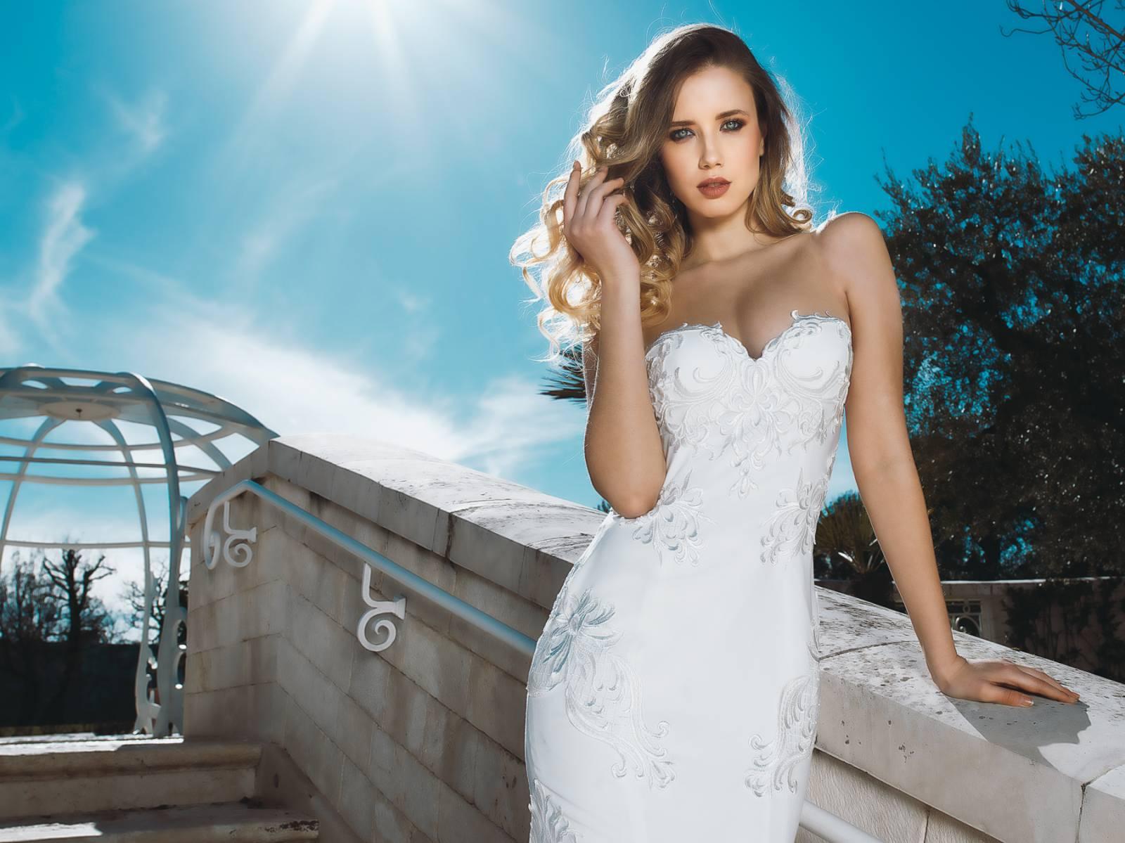 Creazione Siti web atelier Abiti da Sposa: Galizia Spose - Maingage, Web agency Bari