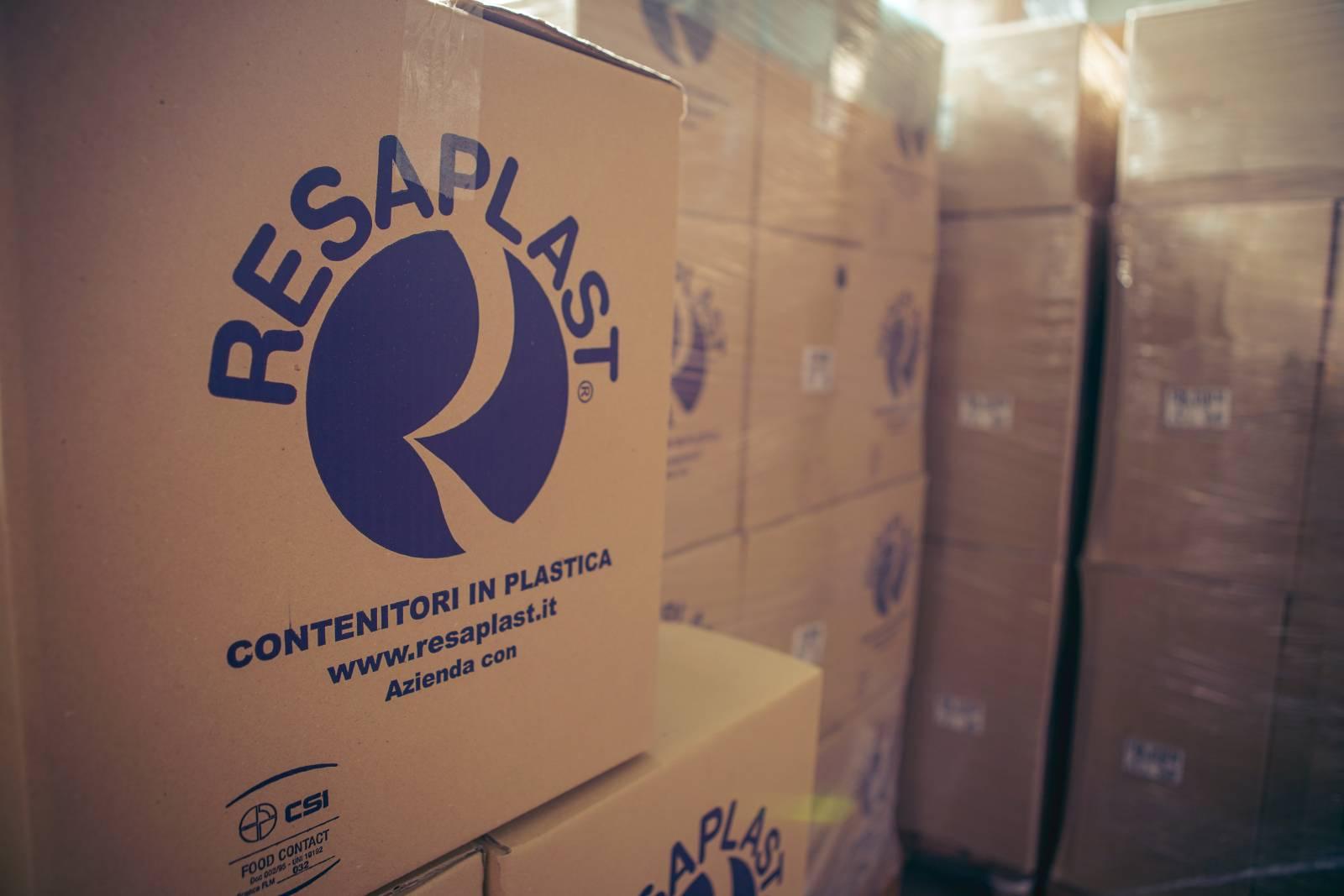 Realizzazione Sito web settore Plastica: Resaplast - Maingage, Web Agency Bari