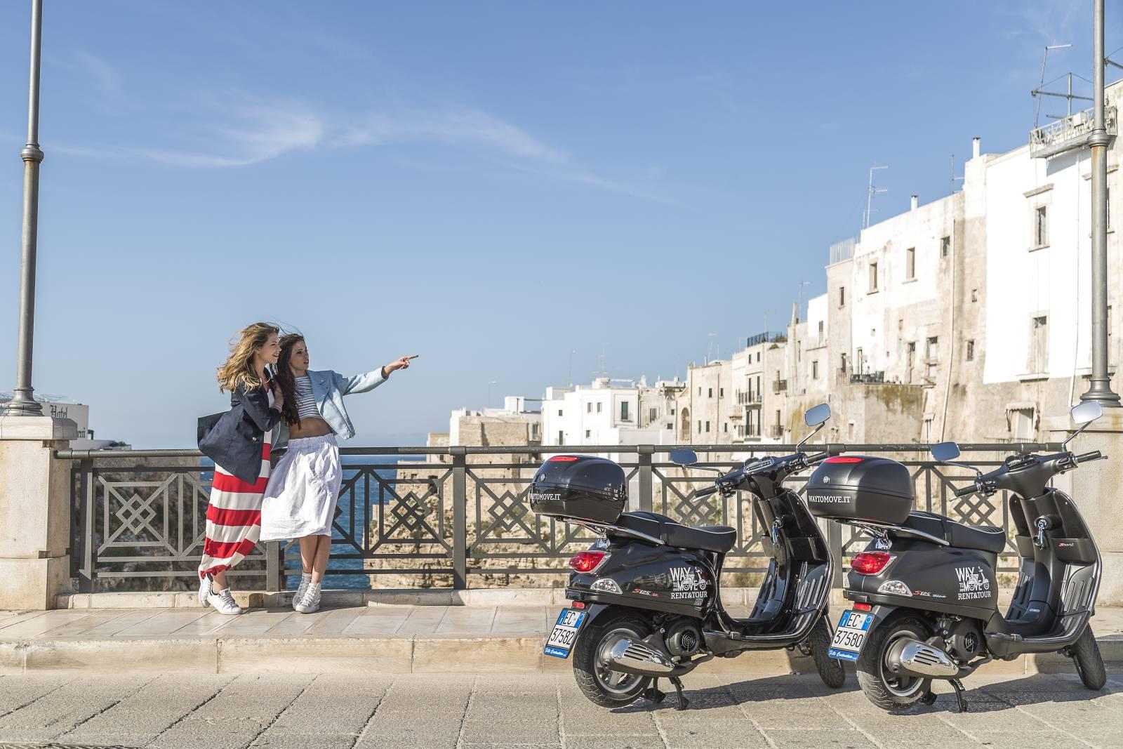 Creazione Sito web Turismo Noleggio Veicoli: Way to Move - Maingage, Web Agency Bari