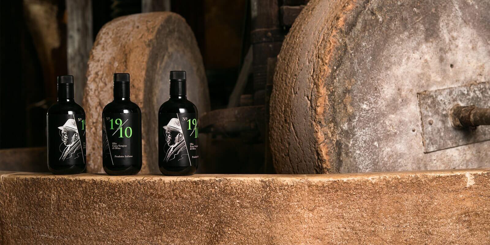 Sito web produttore olio extravergine d'oliva: Frantoio Pace Leone - Maingage, Web agency Bari