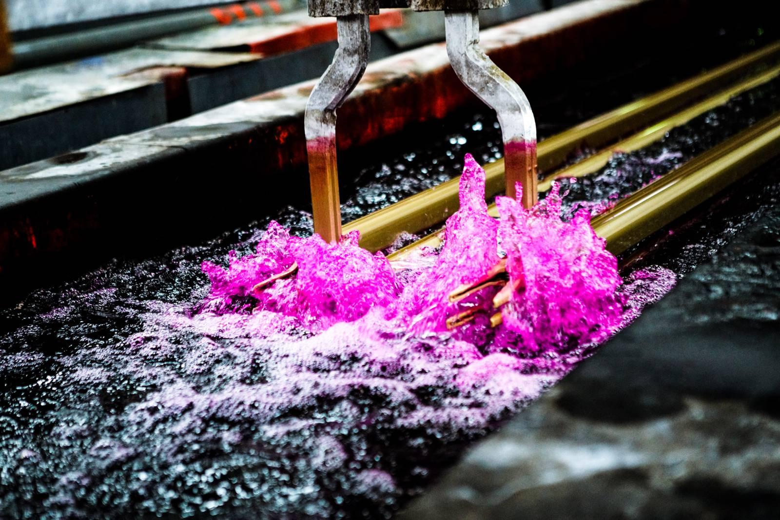 Sito web Settore Industriale Ossidazione Anodica: Oxall - Maingage, Web Agency Bari