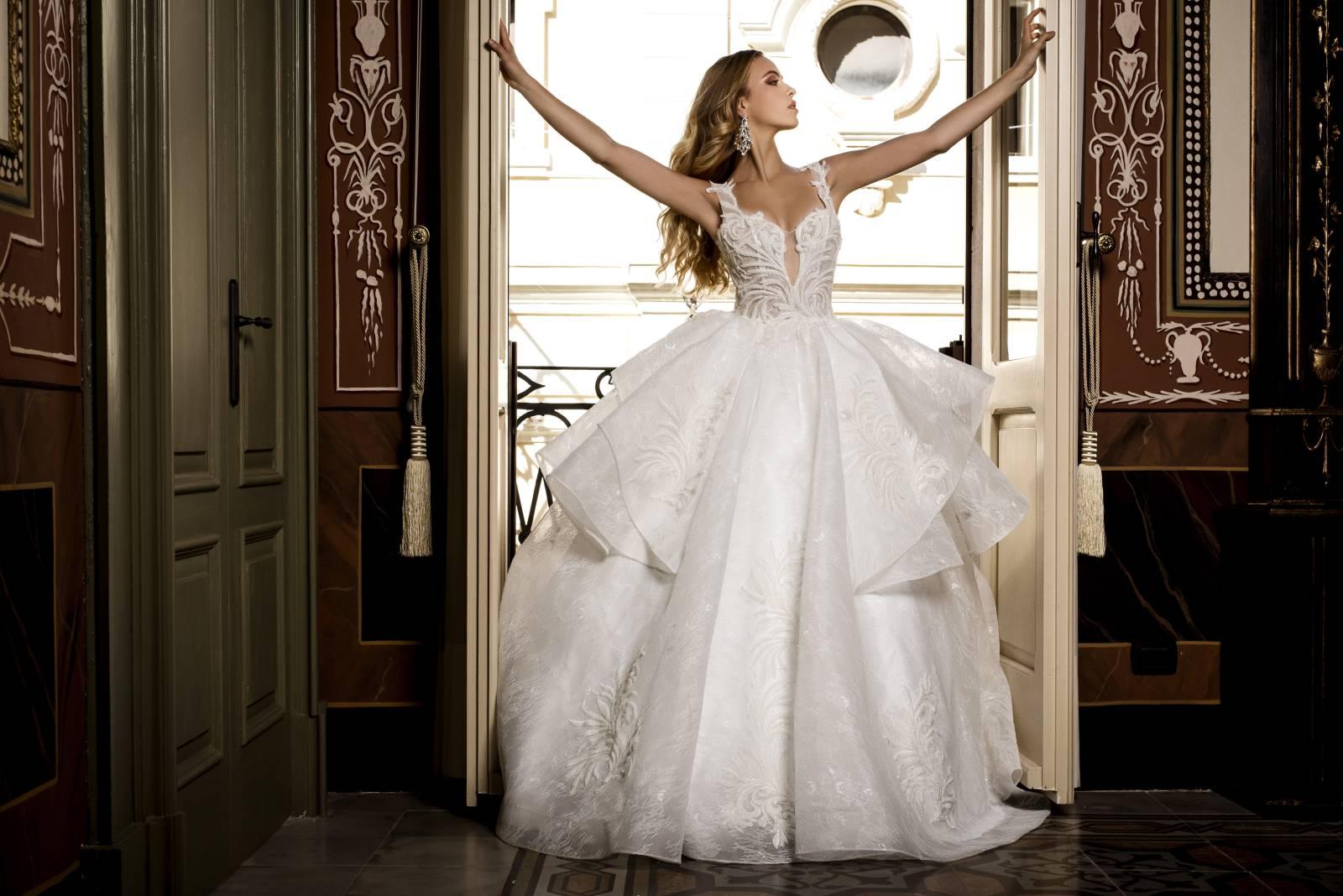 Realizzazione siti web settore Moda Sposa: Galizia Spose - Maingage, Web agency Bari