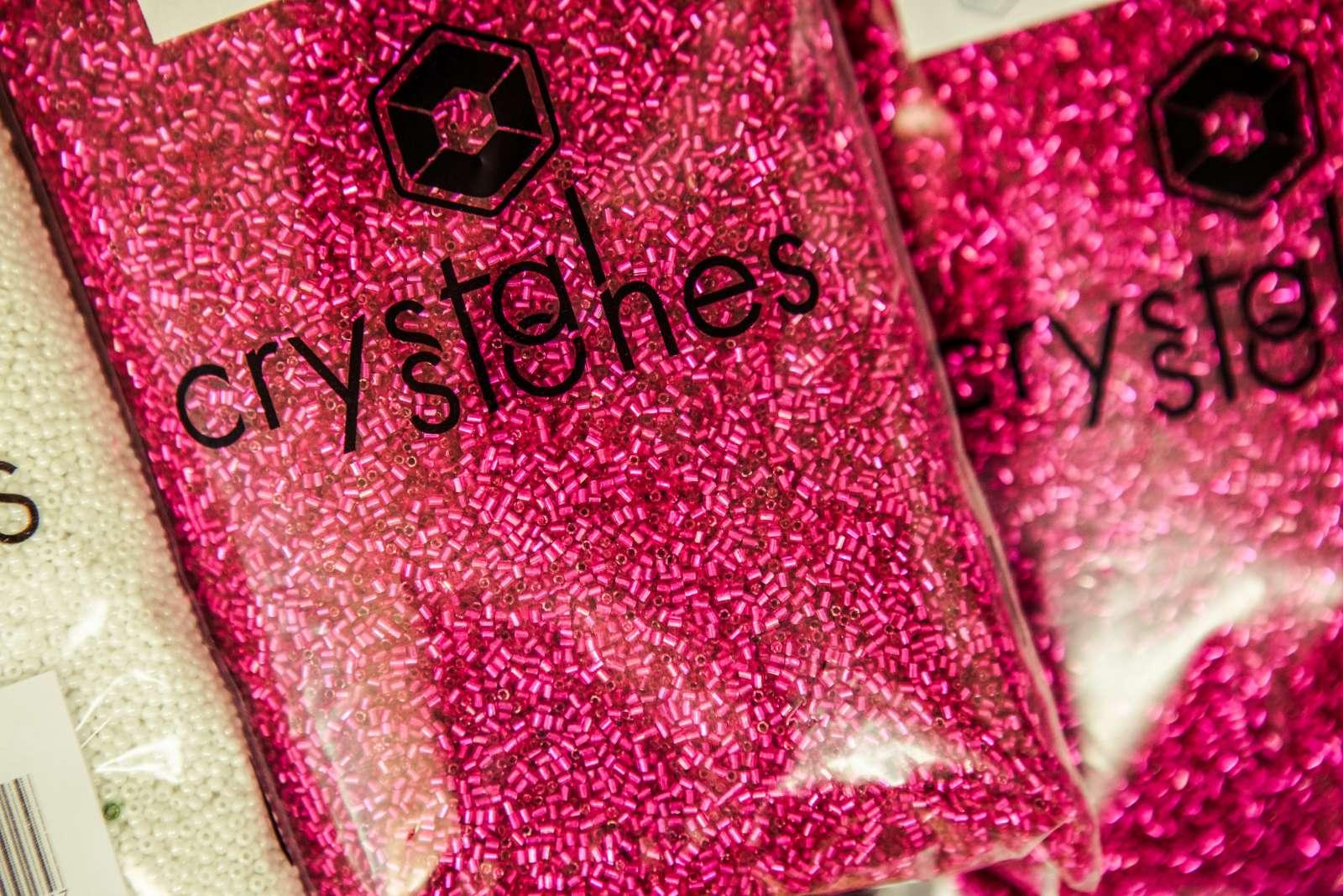 Realizzazione Siti ecommerce accessori moda: Crystal Stones - Maingage, Web agency Bari