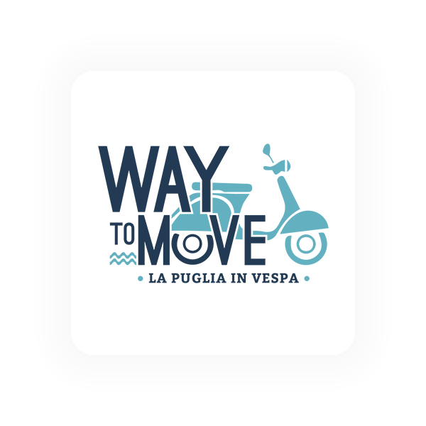 Logo Way to Move - Noleggio veicoli turismo - Maingage, Web agency Bari